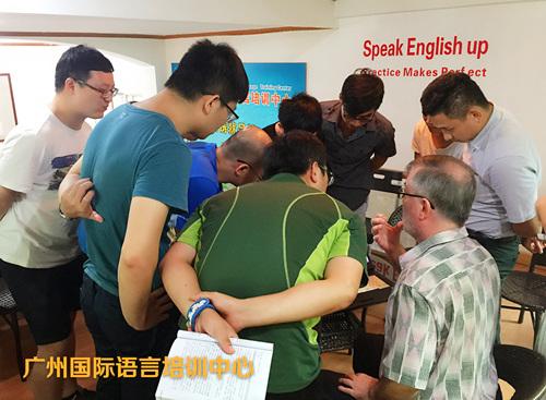 全日制英语成人口语训练短期训练营