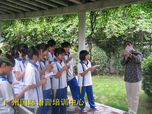 外教母语教学对中小学英语训练的帮助