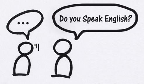 考过了四六级但是仍然无法开口说英语怎么办